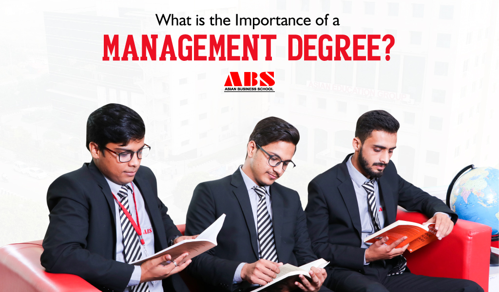 What is the Importance of a Management Degree?